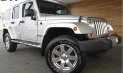 Make Jeep Model Wrangler Unlimited Year 2012 Colour Silver kms 70335 Trans Automatic Price: $28,867 Stock Number: JW1811A VIN: 1C4HJWEG6CL265579 Interior Colour: Grey Engine: 3.6L V6 VVT Fuel: Regular Unleaded Premium Sound Package, Aluminum Wheels, Air