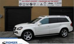 Make Mercedes-Benz Model GL-Class Year 2012 Colour White kms 97269 Trans Automatic Price: $34,998 Stock Number: A5316 VIN: 4JGBF8GE2CA785316 Engine: 382HP 5.5L 8 Cylinder Engine Fuel: Gasoline 2012 Mercedes-Benz GL-Class 550,Grand Edition 4x4, Wow is this