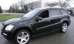 Make Mercedes-Benz Year 2012 Colour Black Trans Automatic kms 104825 Stock #: BC0030782 VIN: 4JGBF2FE3CA791415 2012 Mercedes-Benz GL-Class GL350 BlueTEC 3rd Row Seating, 3.0L, 6 cylinder, 3rd seating seating, 4 door, automatic, 4WD, 4-Wheel AB, cruise