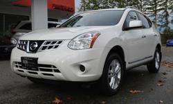 Make Nissan Model Rogue Year 2012 Colour White kms 39060 Trans Automatic CWLAUTO.com / In business for 30 Years / Financing and Leasing Options Available / Fully Serviced & Safety Inspected / Call us Now for More Info: 604-541-2886. Local Vehicle, No