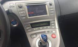 Make Toyota Model Prius Year 2012 Colour Grey kms 75000 Trans Automatic I have my 2012 Toyota Prius Hybrid Hatchback for sale. It has 75000 Kim's and is loaded. It is a clean title car with extended warranty until May 2017 or 100000 Kim's. It has just