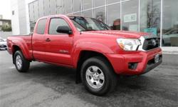 Make Toyota Model Tacoma Year 2012 Colour Red kms 55860 Trans Automatic Price: $23,995 Stock Number: 160678A Engine: 2.7 Cylinders: 4 Fuel: Gasoline We have a team of highly-experienced sales and service staff to serve our customers with the highest level