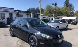Make Volkswagen Model Golf Year 2012 Colour Black kms 178000 Trans Automatic Backed by the dependability of Volkswagen is the 2012 VW Golf! The perfect mix of efficiency, space and style! Packed with tons of features, come see how fun the VW Golf is to