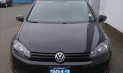 Make Volkswagen Model Golf Year 2012 Colour black kms 70000 Trans Manual This 2012 3 door golf has a flawless history. It is accident free AND A CPO (certified pre-owned) vehicle! This means that you can get lower interest rates on financing options!!