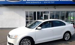 Make Volkswagen Model Jetta Year 2012 Colour White kms 99890 Come see this 2012 Volkswagen Jetta TDI with the Highline Package! This particular vehicle is optioned with the ear soothing Fender Speaker system that is sure to create amazing sound output to