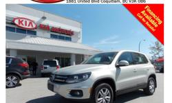 Trans Manual This 2012 Volkswagen Tiguan Comfortline comes with alloy wheels, fog lights, tinted rear windows, power windows/locks/mirrors, Bluetooth, dual temperature controls, CD player, AM/FM radio, A/C and so much more! STK # K99632 DEALER #31228 Need