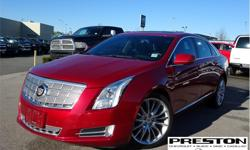 Make Cadillac Model XTS Year 2013 Colour Red kms 30004 Price: $30,495 Stock Number: 9003681 VIN: 2G61V5S38D9206417 Interior Colour: Black Local, clean accident free history on car proof, sold and serviced at Preston GM, extra clean in and out, well kept