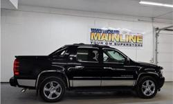 Make Chevrolet Model Avalanche Year 2013 Colour Black kms 78911 Trans Automatic Price: $39,995 Stock Number: H1049A Engine: Gas/Ethanol V8 5.3L/327 Cylinders: 8 Fuel: Flex Fuel Sturdy and dependable, this certified Used 2013 Chevrolet Avalanche LTZ packs