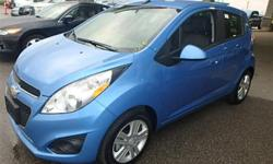 Make Chevrolet Model Spark Year 2013 Colour Blue kms 4700 Trans Automatic We offer big store selection with small town prices. Offering the best in sales and after sales service in the lower mainland. All vehicles sold are certified and accompanied with