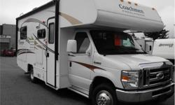 Price: $69,988 Stock Number: I2133 Fuel: Gasoline Freelander gives you all the good stuff, LCD TV, hardwood cabinetry, excellent closet space, overhead bunk, a rear queen bed, lounge seating for up to 6, thermafoil counter and table top, full sized shower