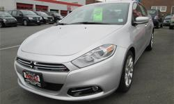 Make Dodge Model Dart Year 2013 Colour Silver kms 15000 Trans Automatic Price: $18,988 Stock Number: 7857A Interior Colour: Black Cylinders: 4 - Cyl Limited edition. 1.4 Litre Turbo, 160 horse power, Dual exhaust,6 Speed Automatic, Power Sunroof,