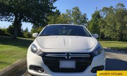 Make Dodge Model Dart Year 2013 Colour White kms 59600 Trans Manual PRICE REDUCED! This car is in excellent condition and looks great inside and out - the ONLY reason I'm selling this great car is that my wife and I have decided that we don't need two