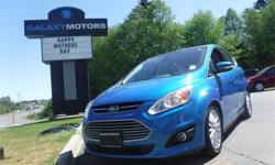 Make Ford Model C-Max Year 2013 Colour Blue kms 51215 Trans Automatic Price: $24,888 Stock Number: S19790 Interior Colour: Black Engine: 2.0L ATKINSON-CYCLE I4 HYBRID ENGINE Cylinders: 4 Fuel: Hybrid BC Only, Navigation, LCD Touch Screen, Backup Camera,