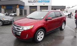 Make Ford Model Edge Year 2013 Colour Red kms 116009 Trans Automatic Price: $19,995 Stock Number: F24577A VIN: 2FMDK3J91DBA23815 Engine: 2.0L L4 DIR DO Cylinders: 4 Fuel: Gasoline 12 Volt Power Outlet, Auxilary Input, Air Conditioning, Tilt Steering,