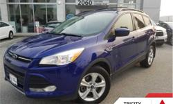 Make Ford Model Escape Year 2013 Colour Blue kms 76967 Trans Automatic Price: $15,995 Stock Number: 181520A VIN: 1FMCU9GX6DUA44264 Engine: 178HP 1.6L 4 Cylinder Engine Fuel: Gasoline Bluetooth, Heated Seats, SYNC, SiriusXM, Steering Wheel Audio Control!