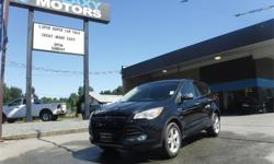Make Ford Model Escape Year 2013 Colour Black kms 81332 Trans Automatic Price: $19,888 Stock Number: D19202A Interior Colour: Black Engine: 1.6L I4 ECOBOOST ENGINE Cylinders: 4 Fuel: Gasoline BC Only, NEW Brakes, NEW Tires, AWD, Cruise Control, Blind Spot