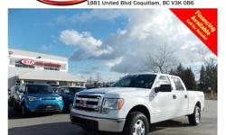This 2013 Ford F150 Supercrew FX4 comes with alloy wheels, power locks/windows/mirrors, steering wheel media controls, Bluetooth, A/C, CD player, AM/FM radio, rear defrost, 6 seating capacity and so much more! STK # PP0014 DEALER #31228 Need to finance?