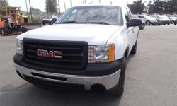 Make GMC Model Sierra 1500 Year 2013 Colour White kms 149916 Price: $18,690 Stock Number: BC0027264 Interior Colour: Black Fuel: Gasoline 2013 GMC Sierra 1500 Ext. Cab 4WD, 5.3L, 4 door, automatic, 4WD, 4-Wheel AB, cruise control, air conditioning, tilt