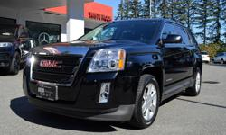 Make GMC Model Terrain Year 2013 Colour Black kms 47965 Trans Automatic This All-Wheel Drive Terrain Sports a 2.4-liter four-cylinder engine outfitted with direct injection - which turns 180 horsepower. Options include: Backup Camera, Bluetooth, Power