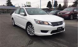 Make Honda Model Accord Sedan Year 2013 Colour White kms 125038 Price: $13,995 VIN: 1HGCR2F38DA807464 Interior Colour: Grey Engine: 2.4L I4 DOHC 16V i-VTEC Cylinders: 4 Fuel: Gasoline