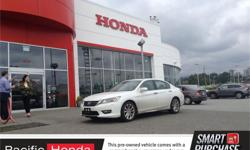 Make Honda Model Accord Sedan Year 2013 Colour White kms 16632 Trans Automatic Price: $24,500 Stock Number: 7255Q Fuel: Gasoline Smart Purchase Pricing - priced to sell immediately. Although reasonable effort is made to ensure the accuracy of the