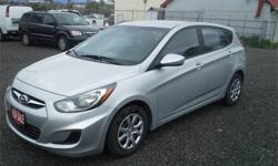 Make Hyundai Model Accent Year 2013 Colour Silver kms 53349 Trans Automatic Price: $10,496 Stock Number: C9176 Cylinders: 4 - Cyl Fuel: Gasoline Looking for an economical, 4 cylinder car. Come in and take this car for a test drive. It has
