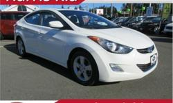 Make Hyundai Model Elantra Year 2013 Colour Snow White kms 78460 Trans Manual Price: $9,995 Stock Number: K19-23B VIN: 5NPDH4AEXDH164263 Interior Colour: Grey Cloth Engine: 4 Cylinder 2.0 Litre Fuel: Gasoline One Owner. Service Records. Great Condition.
