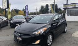 Make Hyundai Model Elantra Year 2013 Colour Black kms 94000 Trans Automatic Stylish and fun to drive, the 2013 Hyundai Elantra GT is the perfect island car! With a retractable panorama roof, this car wont last long! Check it out HERE at Colwood Car Mart!