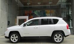 Make Jeep Model Compass North Edition Year 2013 Colour White kms 88000 Trans Automatic 2013 Jeep Compass Sport North Edition 4WD NO MONEY DOWN FINANCING FOR AS LOW AS $153 BI-WEEKLY (O.A.C) - Automatic Transmission - 88,000 kms - 2.4L 4 Cylinder Engine -