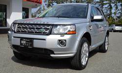 Make Land Rover Model LR2 Year 2013 Colour Silver kms 37176 Trans Automatic The LR2 is a mid-size Crossover with all-wheel drive, good ground clearance & towing capability with all the options you would expect in a Land Rover. Navigation, Bluetooth,