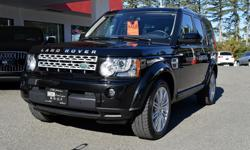 Make Land Rover Model LR4 Year 2013 Colour black kms 13284 Trans Automatic What a Perfect Luxury SUV; Local, One Owner, No Accidents, Balance of Factory Warranty, Fully Serviced, Fully Detailed and Fully Loaded! Navigation, Backup Camera, Bluetooth,