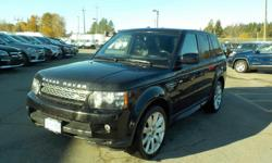 Make Land Rover Model Range Rover Sport Year 2013 Colour Black kms 107017 Trans Automatic Stock #: BC0030257 VIN: SALSK2D40DA792557 2013 Land Rover Range Rover Sport HSE Luxury, 4.4L, 8 cylinder, 4 door, automatic, AWD, 4-Wheel AB, cruise control, AM/FM