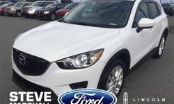 Make Mazda Model CX-5 Colour White kms 91481 Price: $24,995 Stock Number: 170071 Interior Colour: Black Engine: 4 Cylinder Engine This Mazda is in great shape! Fully loaded with options including heated leather seats, navigation, reverse camera and more!