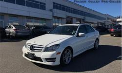 Make Mercedes-Benz Model C-Class Year 2013 Colour White kms 115445 Trans Automatic Price: $20,250 Stock Number: BA8719 VIN: WDDGF8AB5DA768719 Engine: 302HP 3.5L V6 Cylinder Engine Fuel: Gasoline We hand select every vehicle we purchase, offering our
