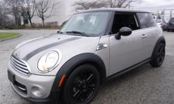 Make Mini Model Cooper Year 2013 Colour Brown kms 46001 Trans Automatic Stock #: BC0030810 VIN: WMWSU3C52DT547939 2013 Mini Cooper Street Edition, 1.6L L4 DOHC 16V TURBO engine., 4 cylinder, 2 door, automatic, FWD, 4-Wheel AB, cruise control, AM/FM radio,