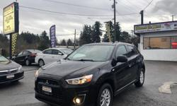Make Mitsubishi Model RVR Year 2013 Colour Black kms 121000 Trans Automatic Sleek, versatile and fun to drive! The 2013 Mitsubishi RVR is the perfect island SUV, and with All-Wheel-Drive, it can tackle anything the island throws at it! We finance! 2