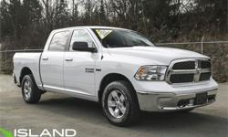 Make Ram Model 1500 Year 2013 Colour White kms 67858 Trans Automatic Price: $29,999 Stock Number: 353311A Interior Colour: Black Engine: V-8 cyl Fuel: Regular Unleaded With only 67,858 km's and the 5.7L V8 Hemi with 4x4 this truck will not last long!
