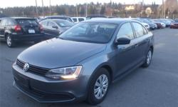 Make Volkswagen Model Jetta Year 2013 Colour Grey kms 60120 Price: $10,700 Stock Number: BC0027022 Interior Colour: Black Cylinders: 4 Fuel: Gasoline 2013 Volkswagen Jetta S, 2.0L, 4 cylinder, 4 door, automatic, FWD, 4-Wheel AB, cruise control, air
