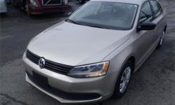 Make Volkswagen Model Jetta Year 2013 Colour Tan kms 49025 Price: $12,050 Stock Number: BC0027055 Interior Colour: Grey Cylinders: 4 Fuel: Gasoline 2013 Volkswagen Jetta S, 2.0L, 4 cylinder, 4 door, automatic, FWD, 4-Wheel ABS, cruise control, air