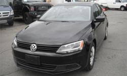 Make Volkswagen Model Jetta Year 2013 Colour Black kms 77326 Price: $10,850 Stock Number: BC0027433 Interior Colour: Black Cylinders: 4 Fuel: Gasoline 2013 Volkswagen Jetta S, 2.0L, 4 cylinder, 4 door, manual, FWD, 4-Wheel ABS, cruise control, air