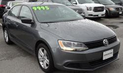 Make Volkswagen Model Jetta Sedan Year 2013 Colour GRAY kms 109020 Trans Manual Clean local 4 door car equipped with 2.0L engine and manual transmission, key less entry with power windows and power door locks, AM/FM CD player, air conditioning and much