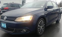 Make Volkswagen Model Jetta Sedan Year 2013 Colour Blue kms 91734 Trans Automatic Price: $15,888 Stock Number: CP4247 VIN: 3VWLL7AJ9DM354247 Interior Colour: Black Engine: 2.0L Inline4 Turbo Engine Configuration: Inline Cylinders: 4 Fuel: Diesel Boasts 42