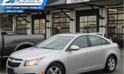 Make Chevrolet Model Cruze Year 2014 Trans Manual Price: $11,990 Stock Number: ZUA2728C VIN: 1G1PC5SB8E7337654 Engine: 138HP 1.4L 4 Cylinder Engine Fuel: Gasoline Bluetooth, OnStar, SiriusXM! Check out our large selection of pre-owned vehicles today!