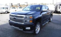 Make Chevrolet Model Silverado 1500 Year 2014 Colour Black kms 89411 Trans Automatic Stock #: BC0030658 VIN: 3GCUKTEJXEG449574 2014 Chevrolet Silverado 1500 High Country Crew Cab 4WD, 6.2L, 8 cylinder, 4 door, automatic, 4WD, 4-Wheel ABS, cruise control,