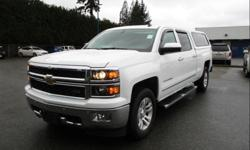 Make Chevrolet Model Silverado 1500 Year 2014 Colour White kms 51209 Trans Automatic Price: $37,995 Stock Number: 185071 VIN: 3GCUKSEC5EG159514 Interior Colour: Tan Leather Engine: 5.3L V8 EcoTec3 with active fuel management, Leather heated seats, backup