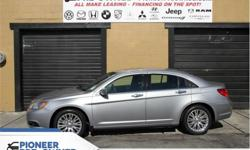 Make Chrysler Model 200 Year 2014 Colour Silver kms 77814 Trans Automatic Price: $12,888 Stock Number: HA7929A VIN: 1C3CCBCG2EN194425 Interior Colour: Black Engine: 283HP 3.6L V6 Cylinder Engine Fuel: Gasoline Leather Seats, Bluetooth, Heated Seats,