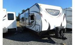 The Denali travel trailer is planned and created with one thing in mind; customer's satisfaction. Living, food prep, bathing and sleeping area are all designed to get the most out of your family's recreational experience. Step inside Denali, and one of