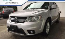 Make Dodge Model Journey Year 2014 Colour Bright Silver kms 85104 Trans Automatic Price: $15,995 Stock Number: DE7017A VIN: 3C4PDCCGXET260090 Engine: 283HP 3.6L V6 Cylinder Engine Fuel: Gasoline Air Conditioning, Steering Wheel Audio Control, Aluminum