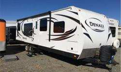 Price: $24,995 Stock Number: J2W1804A Type: Travel Trailer Basic Warranty (Months): 12 Revision Status: Carryover Specifications Maximum Sleeping Capacity: 6 Number Of Slideouts: 2 Length (ft-in / m): 33' 8'' / 10.3 Interior Height (in / mm): N/A Base