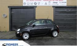 Make Fiat Model 500 Year 2014 Colour Black kms 69850 Trans Automatic Price: $8,388 Stock Number: DU2989A VIN: 3C3CFFAR7ET293907 Engine: 1.4L 4 Cylinder Engine Fuel: Gasoline Power windows, Power Heated Mirrors, 6 speaker stereo! Check out our large